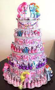 my pony centerpieces bathroom diy candy centerpiece birthday planning