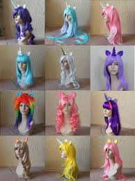 halloween costumes wigs my little pony costume but it reminds me of princess unicorn