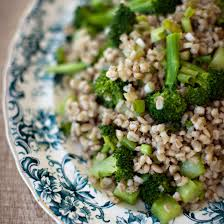 thanksgiving broccoli food wine