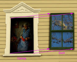 painting windows color placement mistakes window sash verses window casing