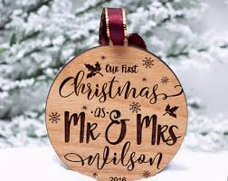 Diy Custom Christmas Ornaments by Holiday Entertaining And Decor Etsy