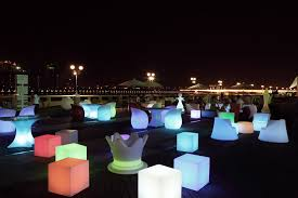 view led patio furniture amazing home design wonderful under led