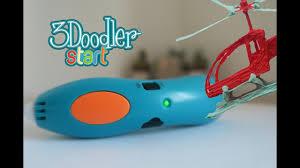 3doodler 2 0 first impressions 3doodler start pen 3d pen review 3d pen helicopter youtube