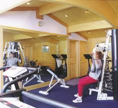 home gym layout design sles garden gyms home gym buildings norwegian log