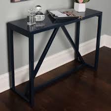 Blue Console Table Navy Blue Console Table Wayfair