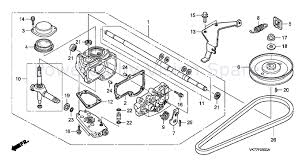 honda hrx 476 hx lawnmower hrx476c hxe masf parts diagram