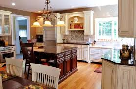 kitchen cabinets 10 common myths about two tone kitchen cabinets