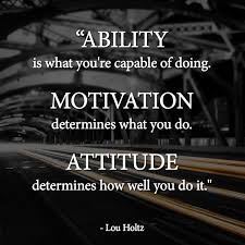 Lou Holtz Memes - push yourself to your goals with these sports inspirational quotes
