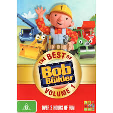 bob builder volume 1 dvd big