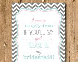 bridesmaid invitation chevron anchor nautical will you be my bridesmaid card with