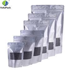 where to buy mylar aliexpress buy new tear notch ziplock storage bags stand up