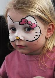cute face painting designs for your kids recycled things