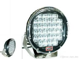 Led Driving Lights Automotive 185w 9 Round Cree Led Driving Light Led Off Road Light For Atv