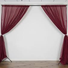 wedding backdrop stand curtain curtain backdrop frame curtain stand for wedding backdrop