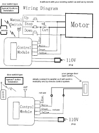 liftmaster garage door opener electrical schematic garage doors