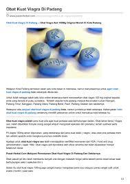 pusat herbal com obat kuat viagra di padang by aruorocom issuu