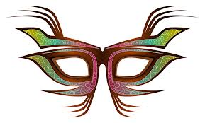 party mask clipart party mask