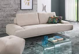 canapé grand canapé grand confort 2 5 places durham bb tissu ou cuir