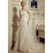 modest wedding dresses with 3 4 sleeves lace 28 images modest