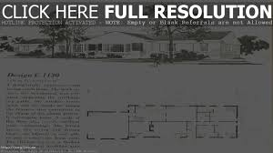 Col House Vintage House Plans 1331 Antique Alter Ego 1960s 2 Luxihome