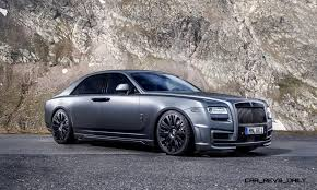 rolls royce gold rims introducing novitec spofec for the rolls royce ghost more style