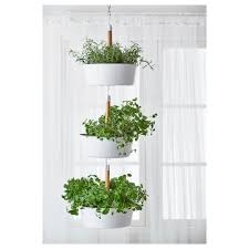 Kitchen Herb Pots by Bittergurka Hanging Planter Ikea