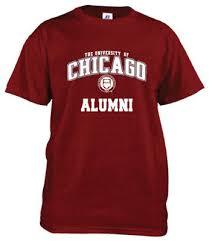 alumni tshirt of chicago bookstore of chicago
