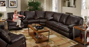 Reclining Sofa Chaise by Sofa Sectional Recliner Sofa Charismatic U201a Eye Catching Sectional