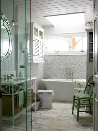 Marble Master Bathroom by Cottage Master Bathroom With Luxurious Marble Flooring 51097