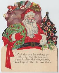 christmas postcards 288 best antique christmas postcards images on