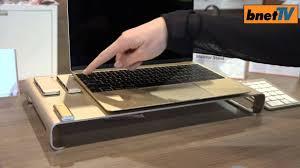 Computer Desks Las Vegas by Satechi At Ces 2016 In Las Vegas Youtube
