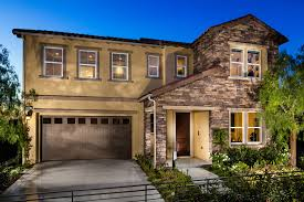 The Tuscan House The Crossings At Baker Ranch The Sheyenne Home Design