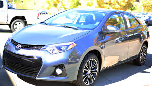 2014 Toyota Corolla Roof Rack by Lets Take A Look At The New 2014 Toyota Corolla Hoover Toyota