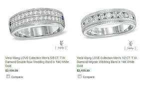 wedding bands world vera wang collection gents wedding bands review