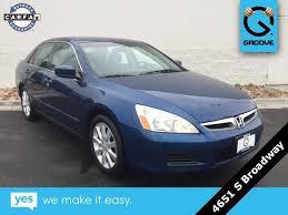 used 2006 honda accord ex 3 0 for sale denver co u3830407c