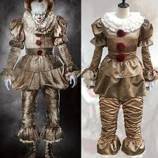 scary costumes hot stephen king s it pennywise costume scary joker