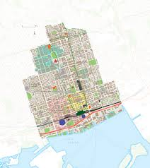 Winnipeg Canada Map by Six Maps That Put Canada U0027s Downtown Cores In Context Canadian