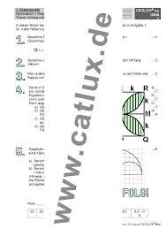 fläche kreis extemporale stegreifaufgabe mathematik umfang und fläche kreis