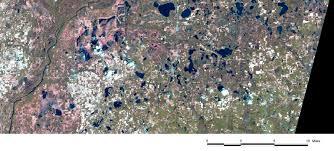 University Of Wisconsin Map by Siren Tornado Landsat051801 Jpg