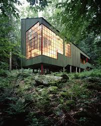 Modern Cabin by The Sensible Modern Cabin Build Blog