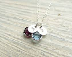 sterling silver personalized jewelry personalized jewelry sterling silver etsy