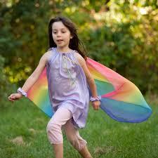 Fairy Costumes Silk Fairy Dress In Costumes U0026 Dress Up U2013 Nova Natural Toys U0026 Crafts