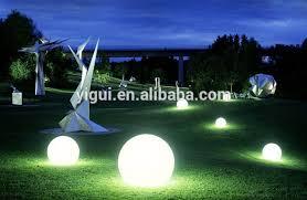 led garden light 3d led light outdoor led