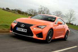 rcf lexus orange new lexus rc f 2015 review auto express