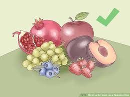 how to eat fruit on a diabetes diet 10 steps with pictures