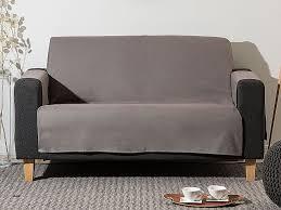 protège canapé protege canape anti glisse beautiful prot ge canapé 3 places uni
