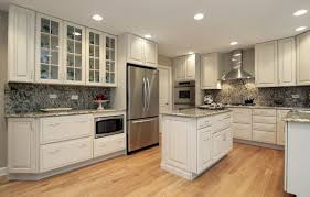 White Cabinets Backsplash For Glossy Look Home Design And Decor - Best backsplash