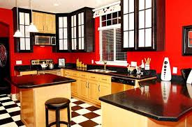 Red And Black Kitchen Ideas Red And White Kitchen Decor Design Of Your House U2013 Its Good Idea