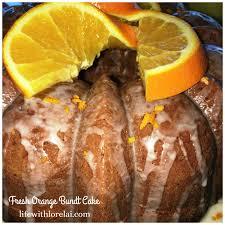 fresh orange bundt cake recipe life with lorelai