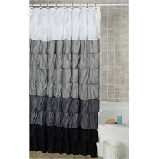 Brown Floral Shower Curtain Target Fabric Shower Curtains Plastic Curtains Brown Wooden Vanity